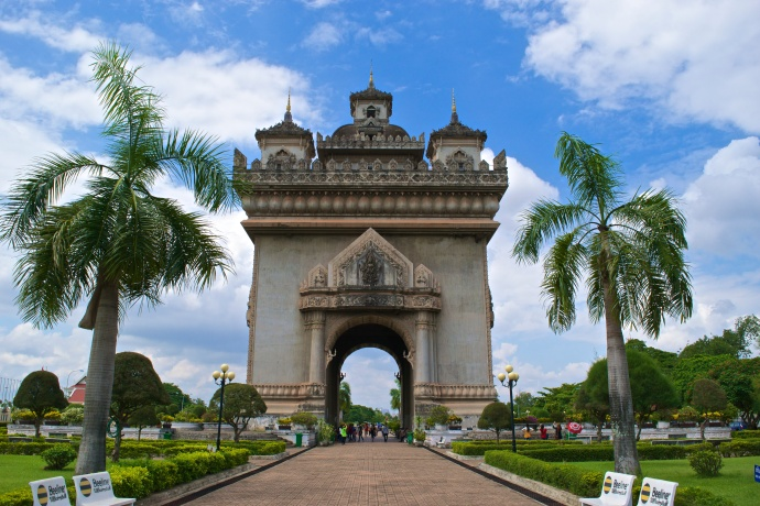 The Patuxai Arc