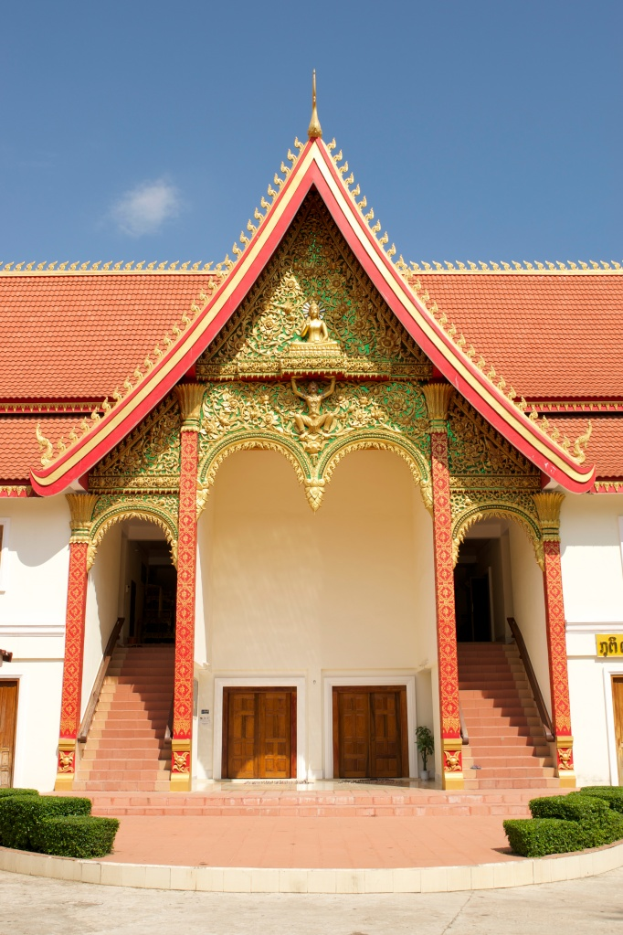 Wat Sisaket, Vientiane's oldest temple.